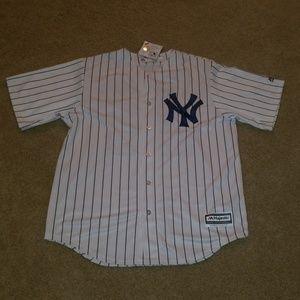 New York Yankees (Ellsbury) Jersey